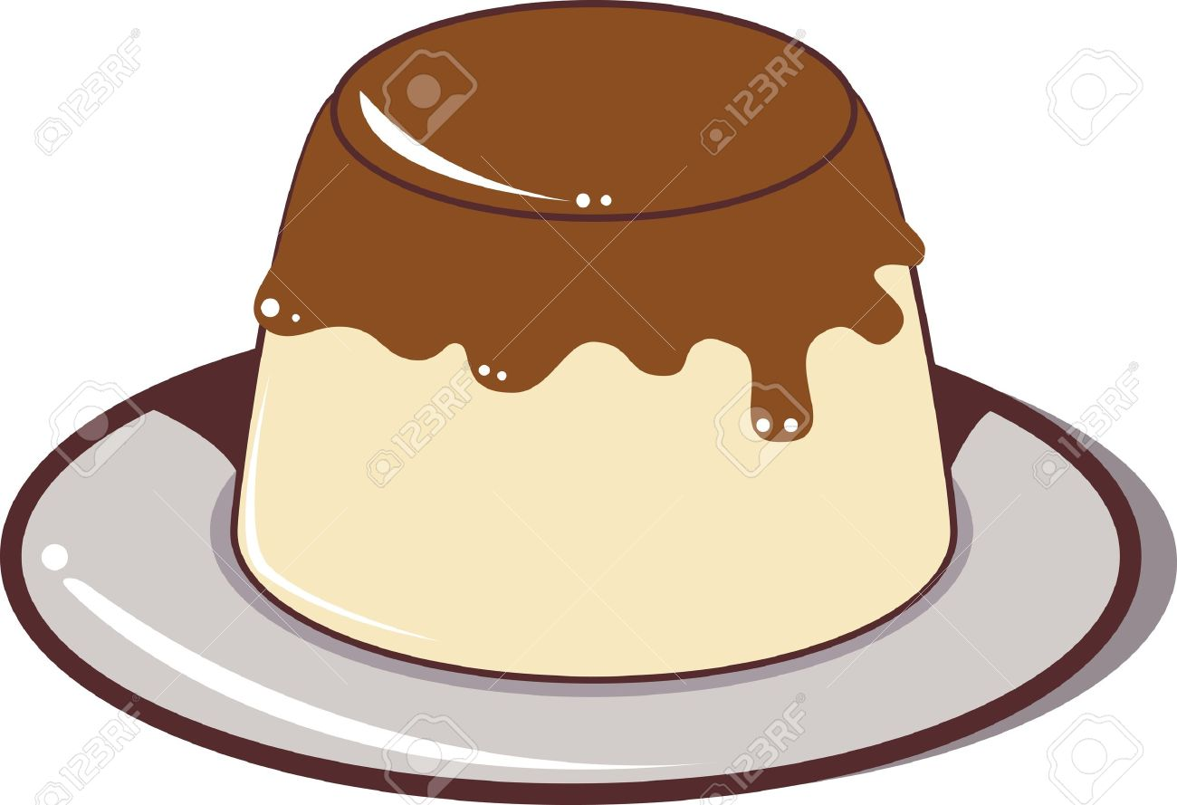 Flan Royalty Free Cliparts, Vectors, And Stock Illustration. Image.
