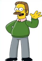 Free Ned Flanders Clipart.