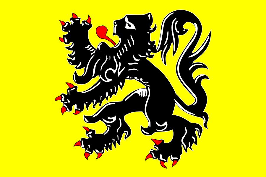 Belgium flanders Clipart, vector clip art online, royalty free.