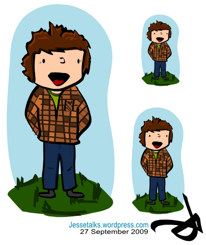 Flannel Jake.