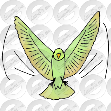 Flap Picture for Classroom / Therapy Use.