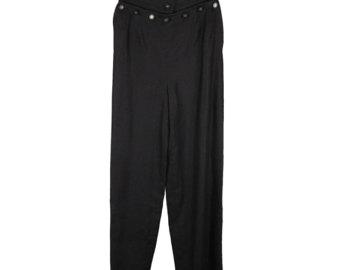front flap pants.