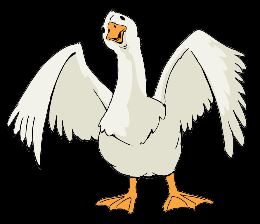 Goose Clipart & Goose Clip Art Images.