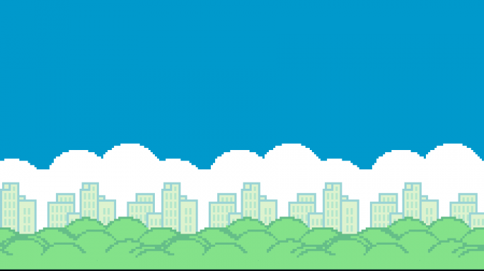 Flappy Bird Background Png Vector, Clipart, PSD.