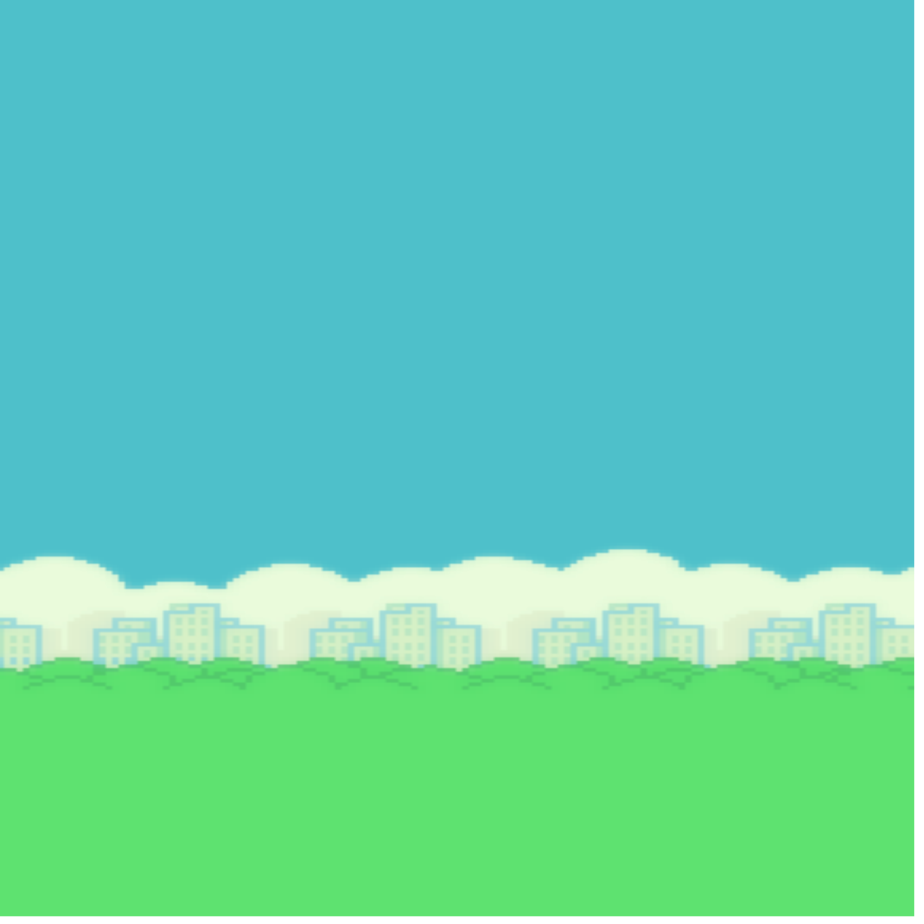 Flappy bird background png 5 » PNG Image.