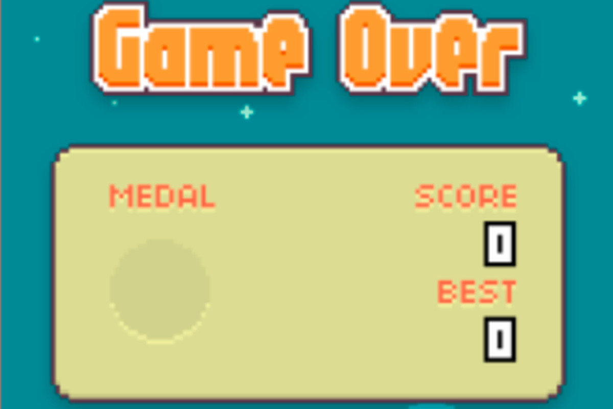 Is It Game Over for Flappy Bird?.