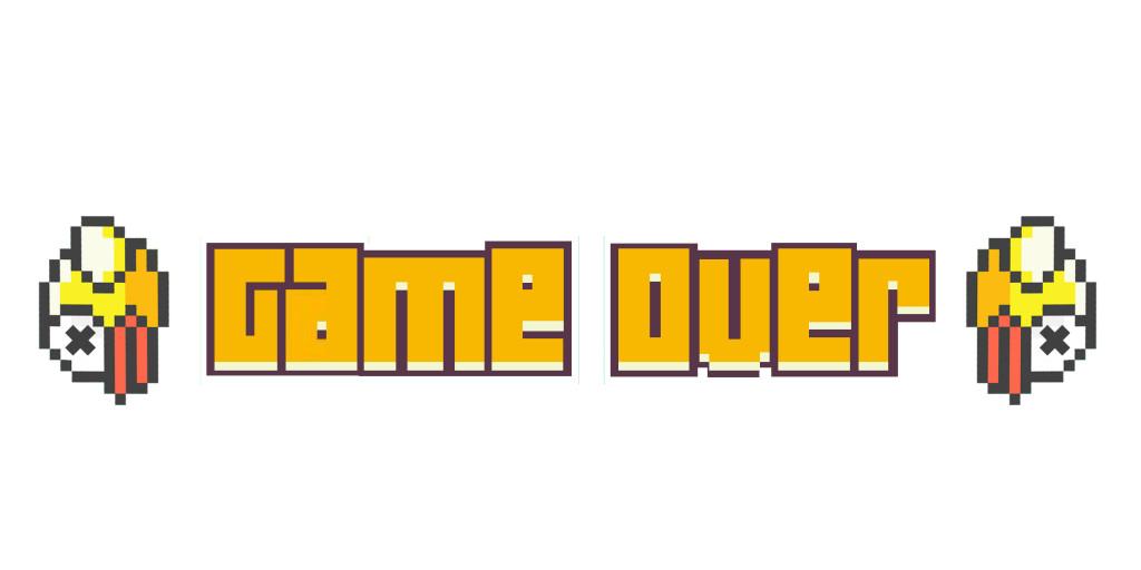 The death of Flappy Bird.