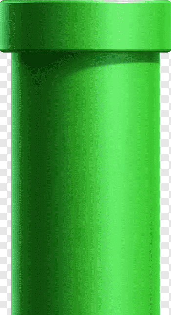 Green pipe illustration, New Super Mario Bros. 2 Pipe Flappy.