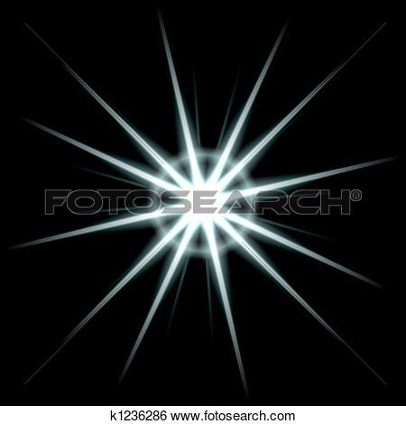 Lens Flare Clip Art.