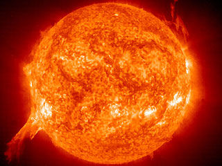 Nasa warns solar flares from 'huge space storm' will cause.