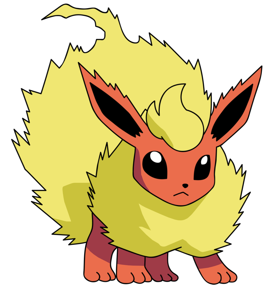 Vector Flareon Png #24008.