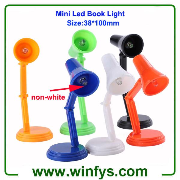 Clip Led Mini Desk Light.