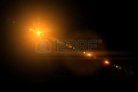 Lens flare clipart.