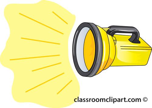 Yellow Light Clipart.