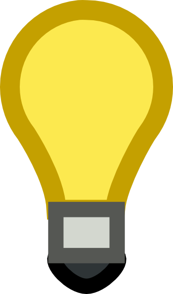 Animated clipart flash of light.