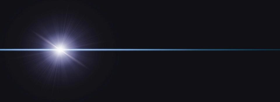 Fondo de luz flash brillante Noche Oscura Límite Flash Imagen de.