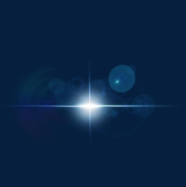 Flash De Luz Azul, A Luz Azul, A Luz Azul., Azul PNG Imagem para.