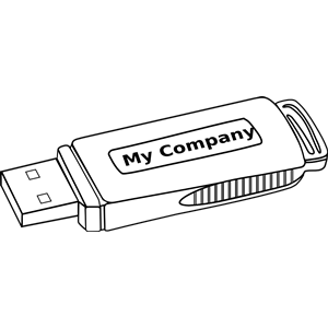 USB Flash Drive clipart, cliparts of USB Flash Drive free download.