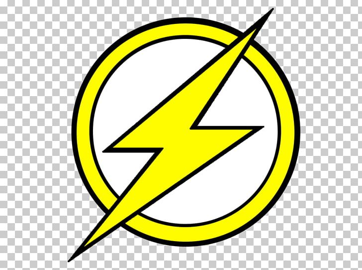 The Flash Wally West Kid Flash Logo PNG, Clipart, Angle, Area, Art.