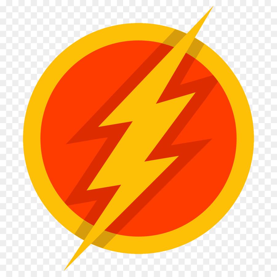 Flash Logo clipart.