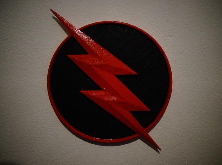 Reverse Flash CW Logo.