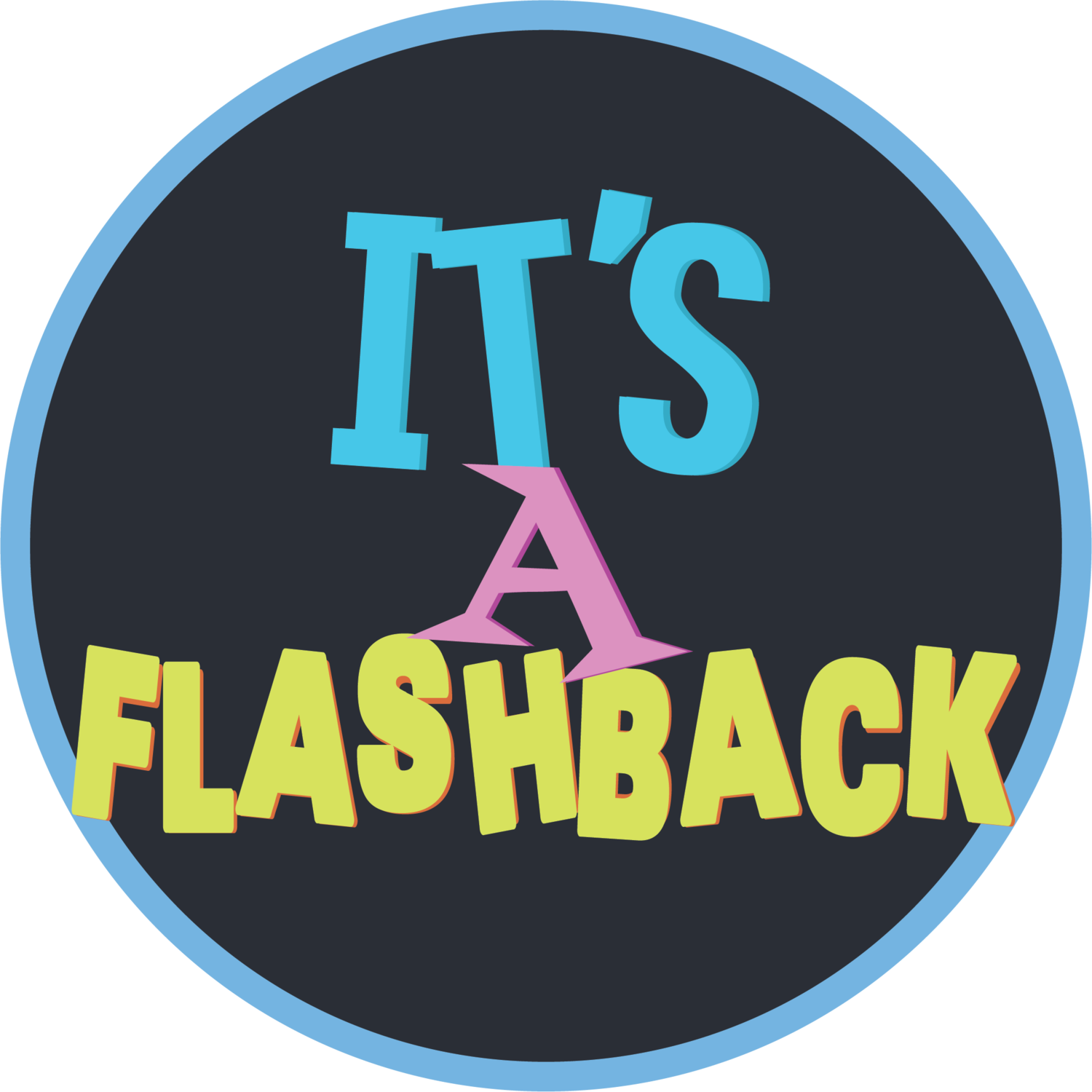 IT'S A FLASHBACK I Apparel inspired by 90's culture.