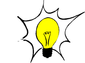 Lightbulb Clip Art at Clker.com.