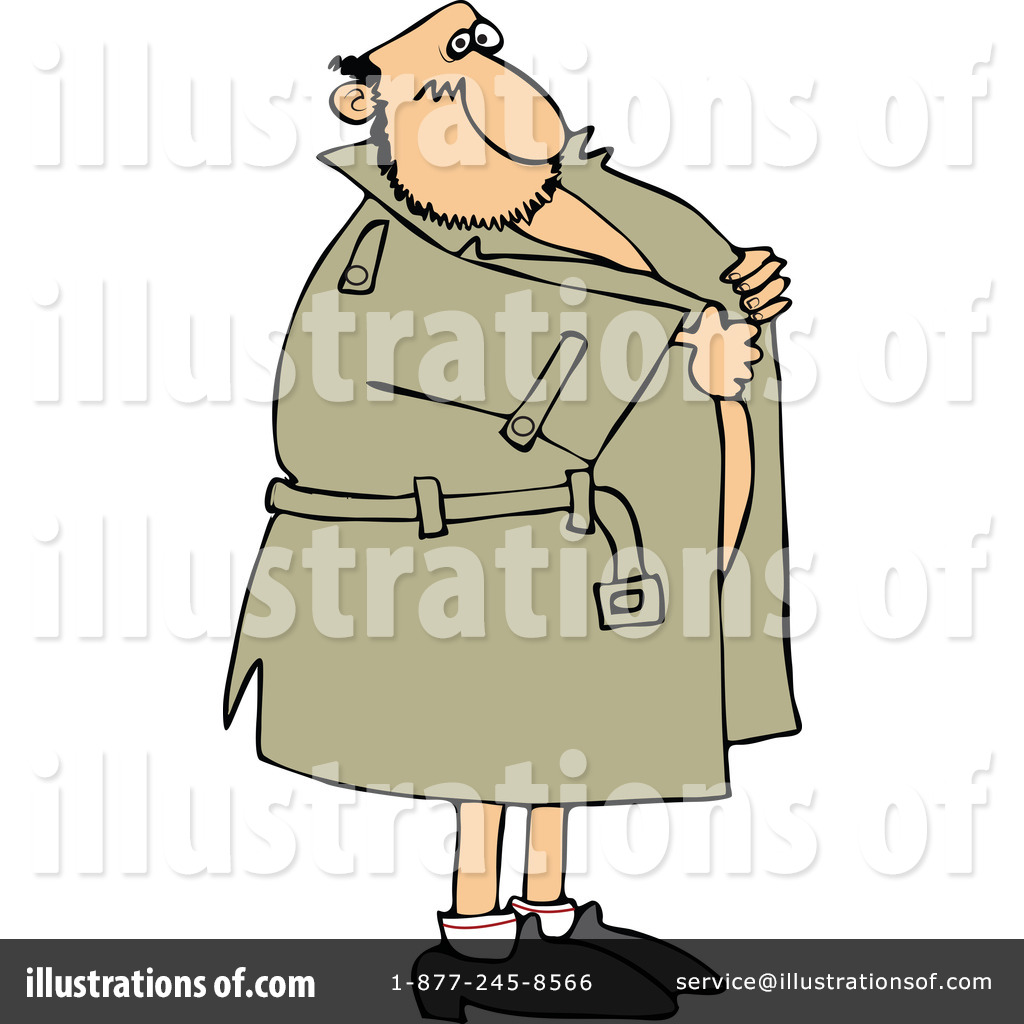 Flasher Clipart #1144043.