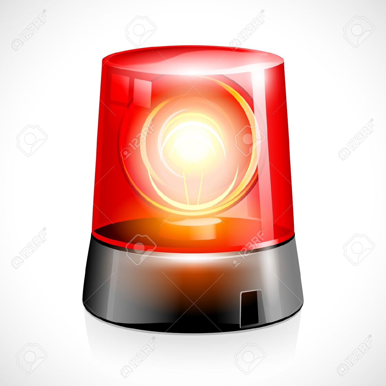 Warning lamp clipart - Clipground