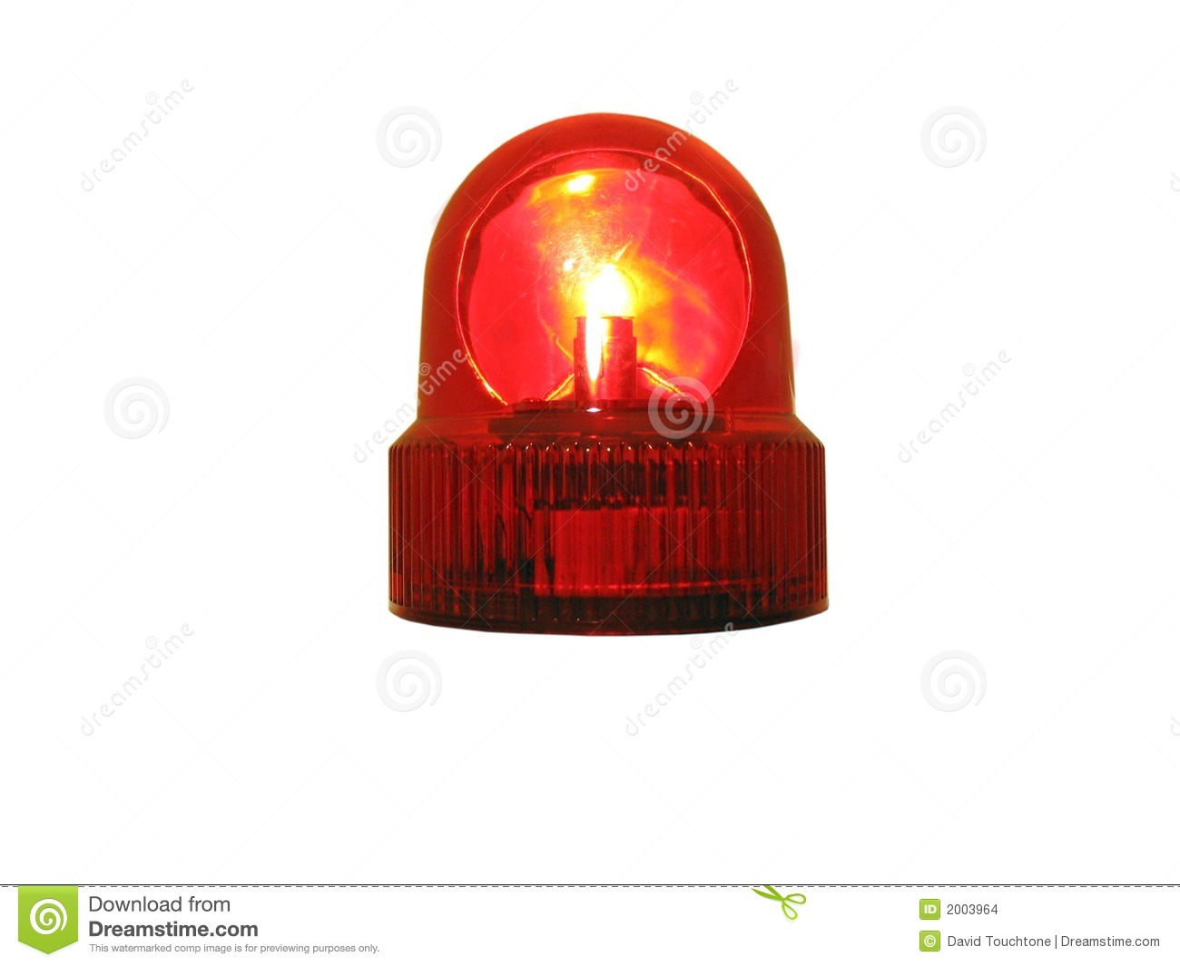 Clipart flashing red light.