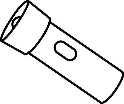 Free Flashlight Cliparts Black, Download Free Clip Art, Free Clip.