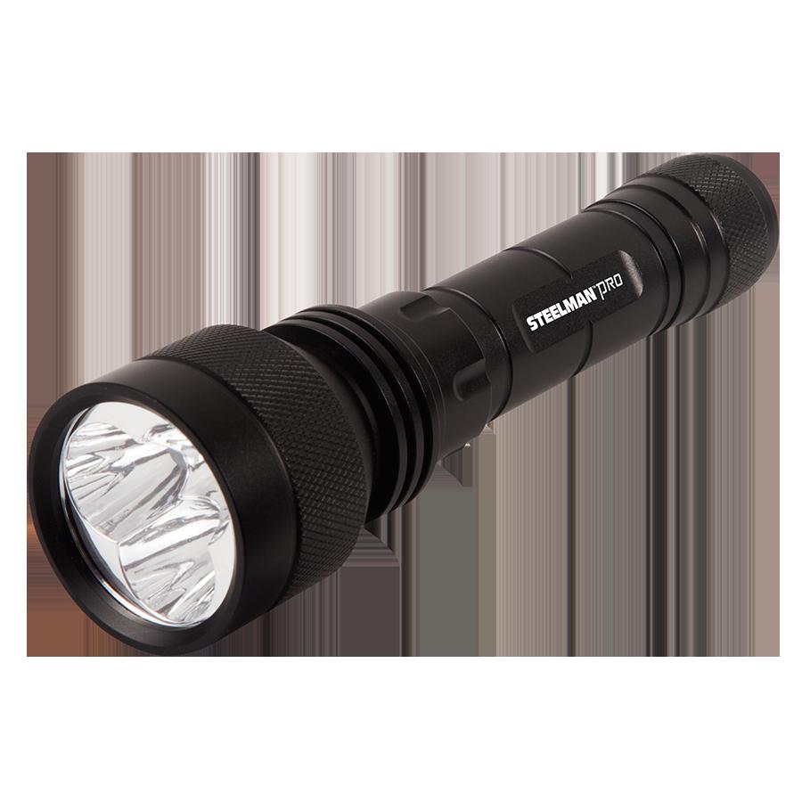 Flashlight PNG Image.