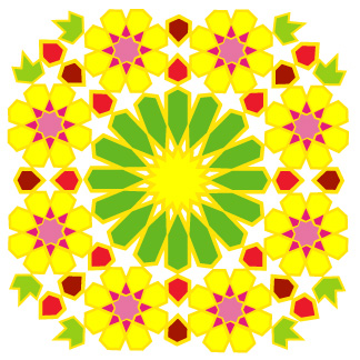 CLIPART DESIGN PATTERN FLASHY 3.