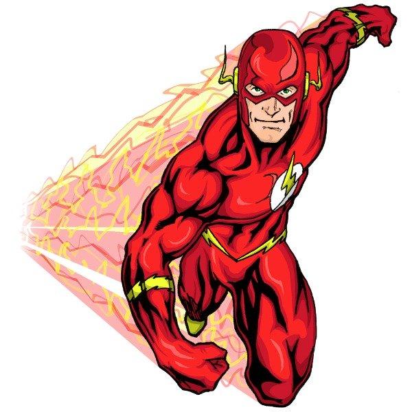 The flash clipart hd.