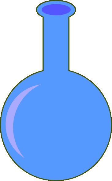 Flask clip art Free Vector / 4Vector.