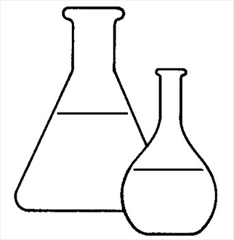 Flask Clipart.