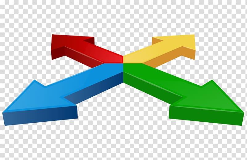 Arrow , Flat 360 degree arrows transparent background PNG.