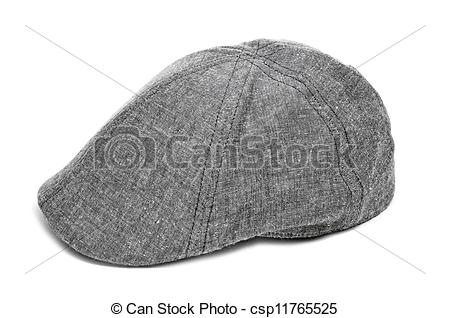 Stock Photo of flat cap.