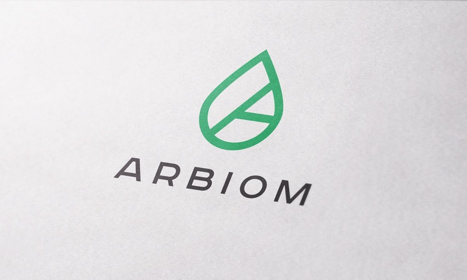 33 flat design logos that are more than two.