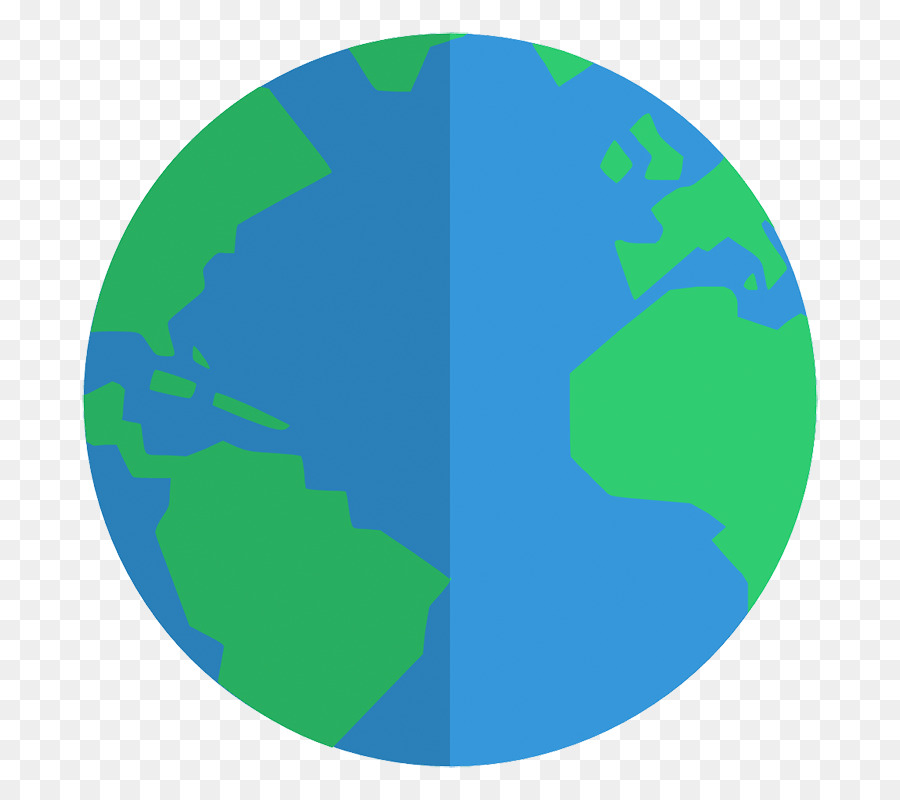 Flat Earth clipart.