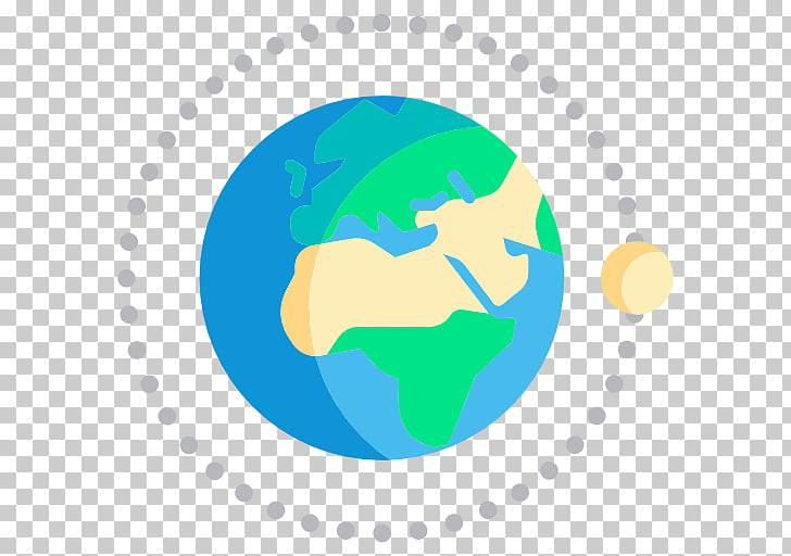 Flat Earth Globe World, Earth, moon rotate around earth.