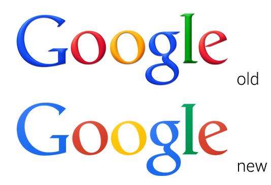 The flat Google logo redesign appears legit: It's spreading across.