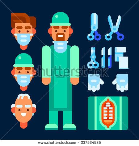 Neurosurgeon Stock Vectors, Images & Vector Art.