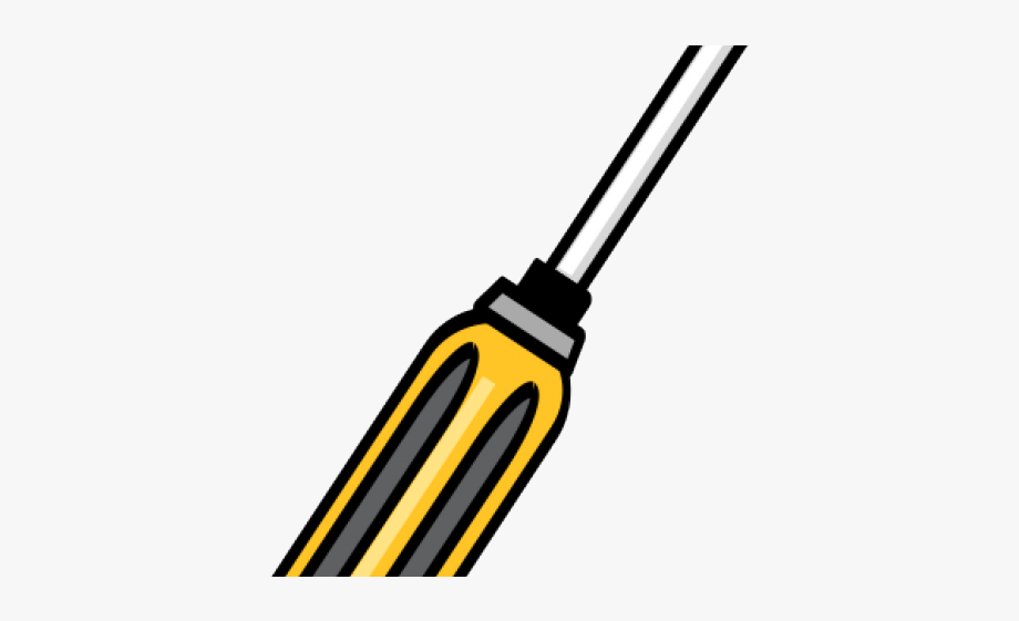 Screwdriver Clipart Animated.
