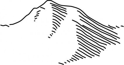 Flat mountain clipart 20 free Cliparts | Download images ...
