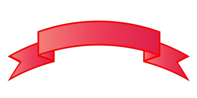 Flat ribbon banner clipart free images 3.
