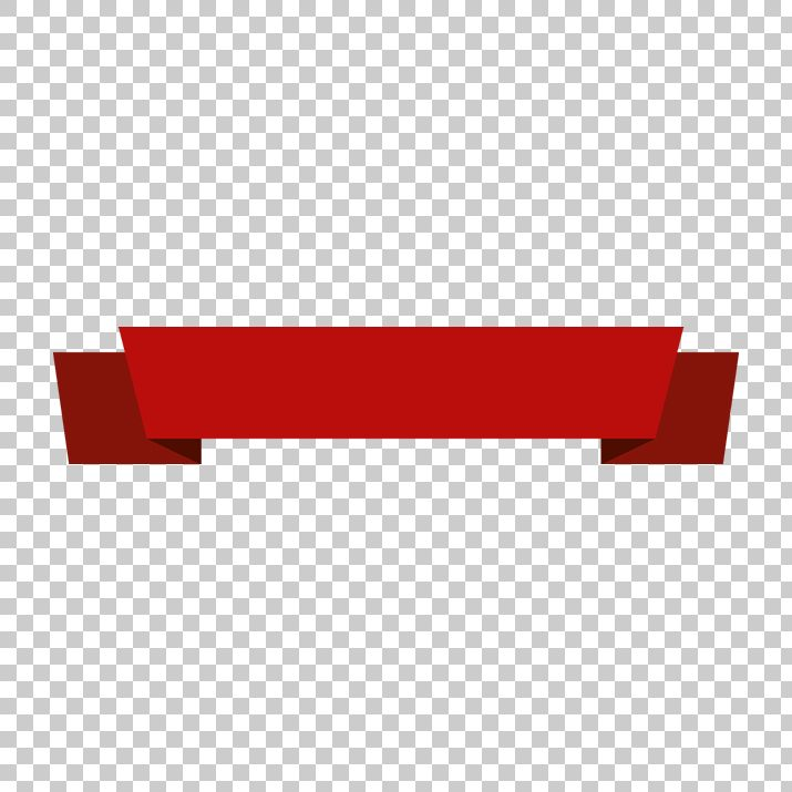 Red Ribbon Flat Clip Art PNG Image Free Download searchpng.com.