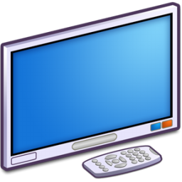Flat Screen Clipart.