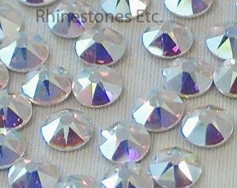 Austrian crystal.