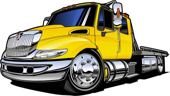 tow truck by Bmart333 on Clipart library.